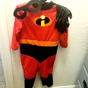 Incredibles Costume 2T